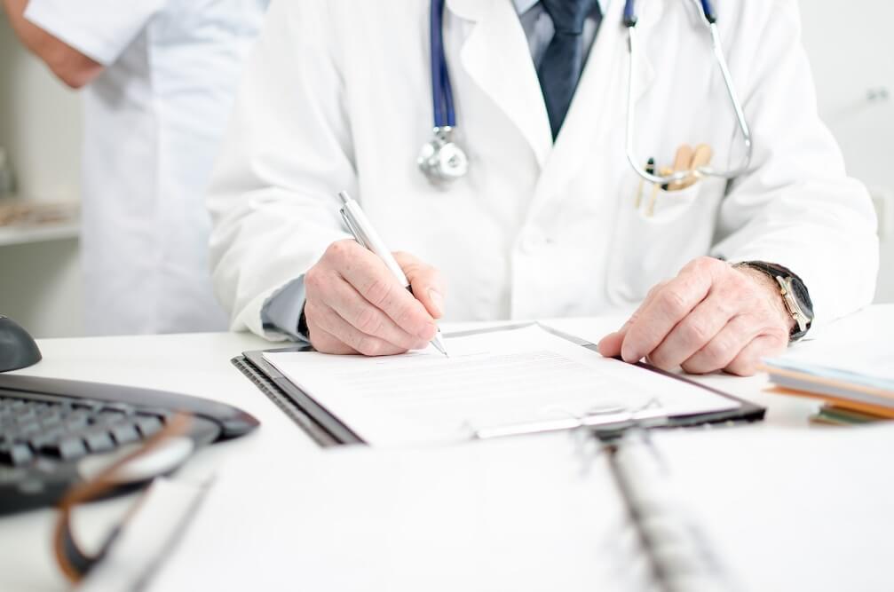 urolog androlog w pracy